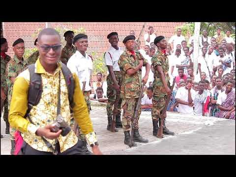 2019 Mfantsipim School cadet corp handing over physicals (HOT SLAPS!!!)