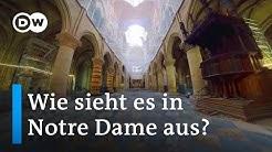 Notre-Dame: Wiederaufbau der französischen Kathedrale   Euromaxx