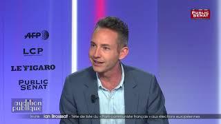Européennes : Ian Brossat tacle « le discours social » de Marine Le Pen