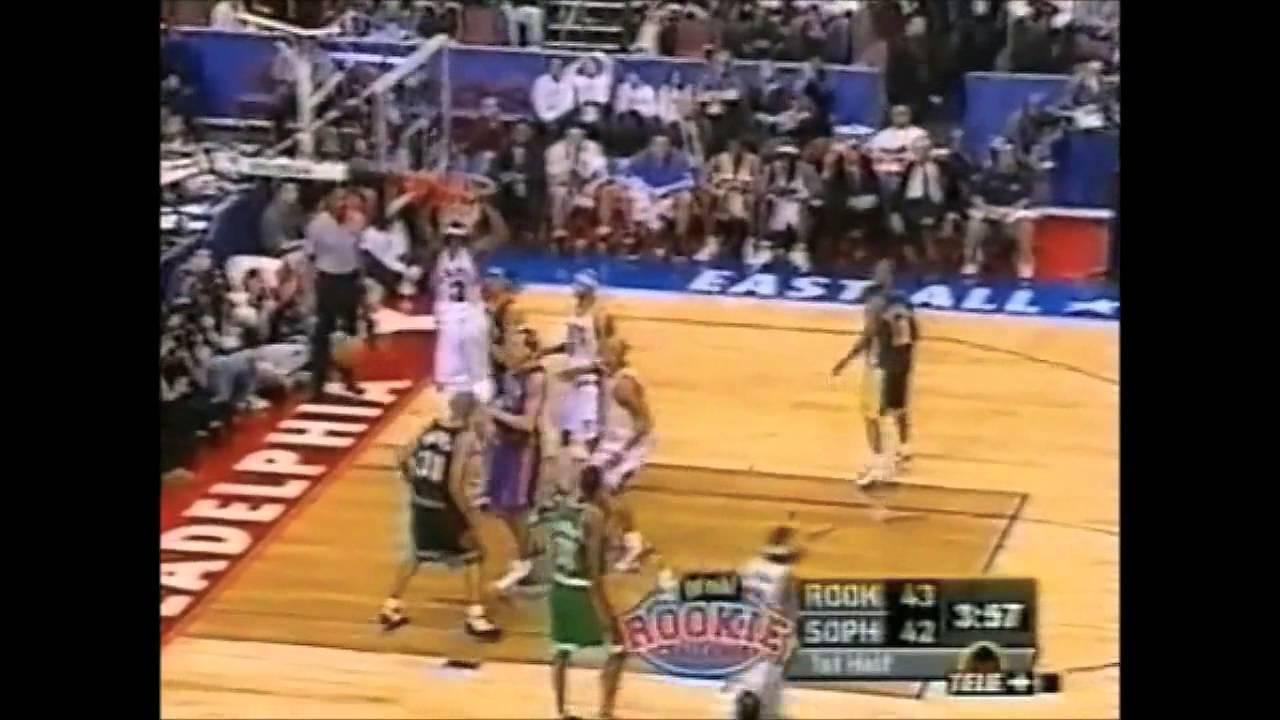 2002 NBA Rookie Challenge Best Plays