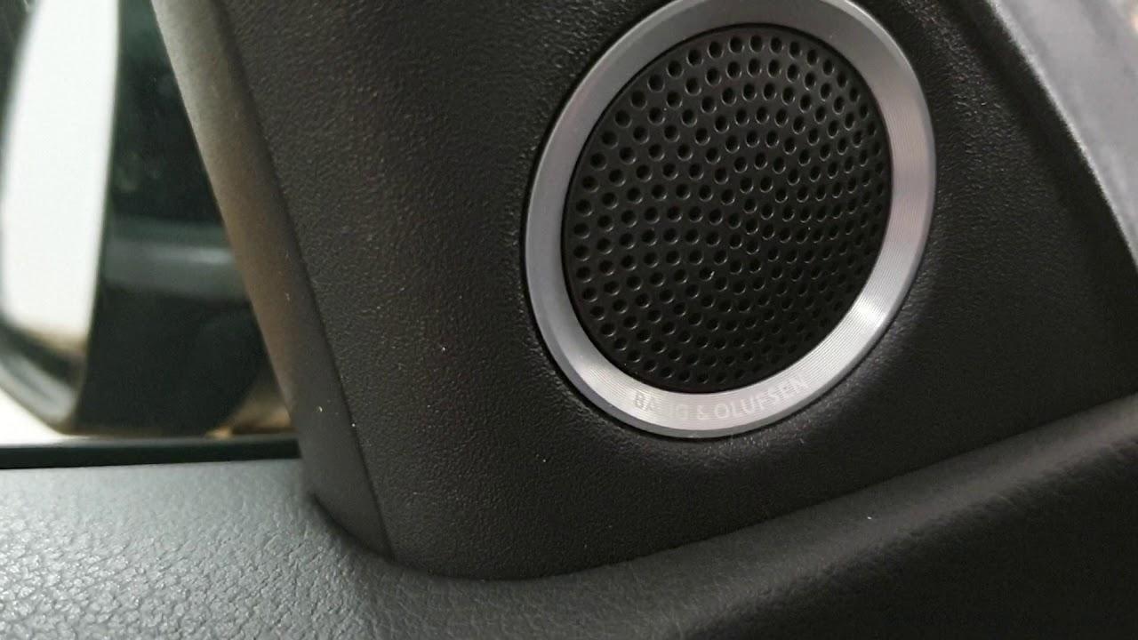 Audi A5 B&O upgrade: Audio System X200T5 +EX80Dust evo