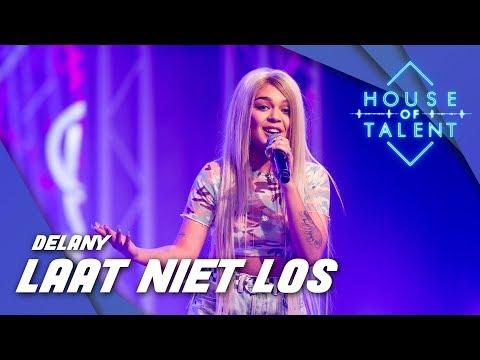 Delany ft. Hansie - Laat Niet Los (LIVE)