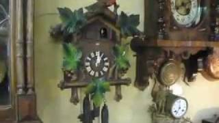 Repeat youtube video My clock collection (5th of Sept. 2011) 2