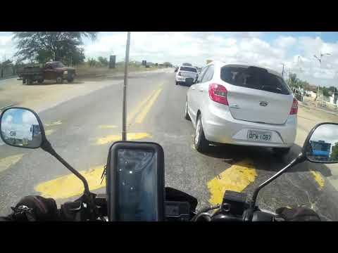 3. Paraíba/Minas Gerais. Passando por Queimadas-PB.