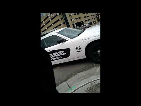 Colorado Springs Police Undercover Officer EXPOSED Violating First Amendment Rights of CSSocialists