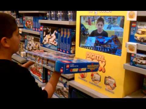 Lego augmented reality - YouTube