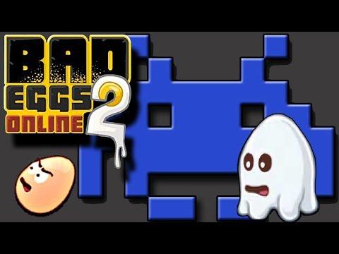 Darmowe Gry Online - Bad Eggs Online 2 - Spotkałem widzów!