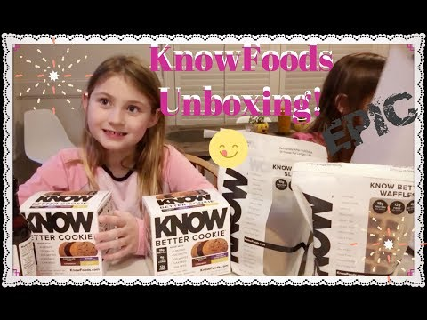 Epic KNOW Foods Giant Gluten Free Review