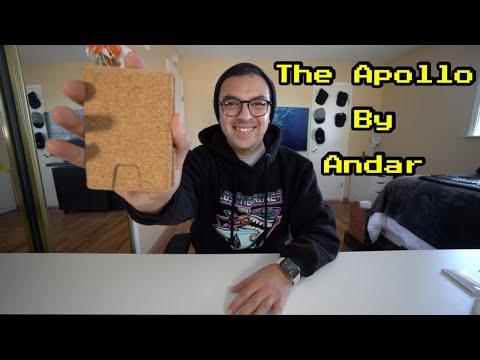 The Apollo Wallet by Andar!