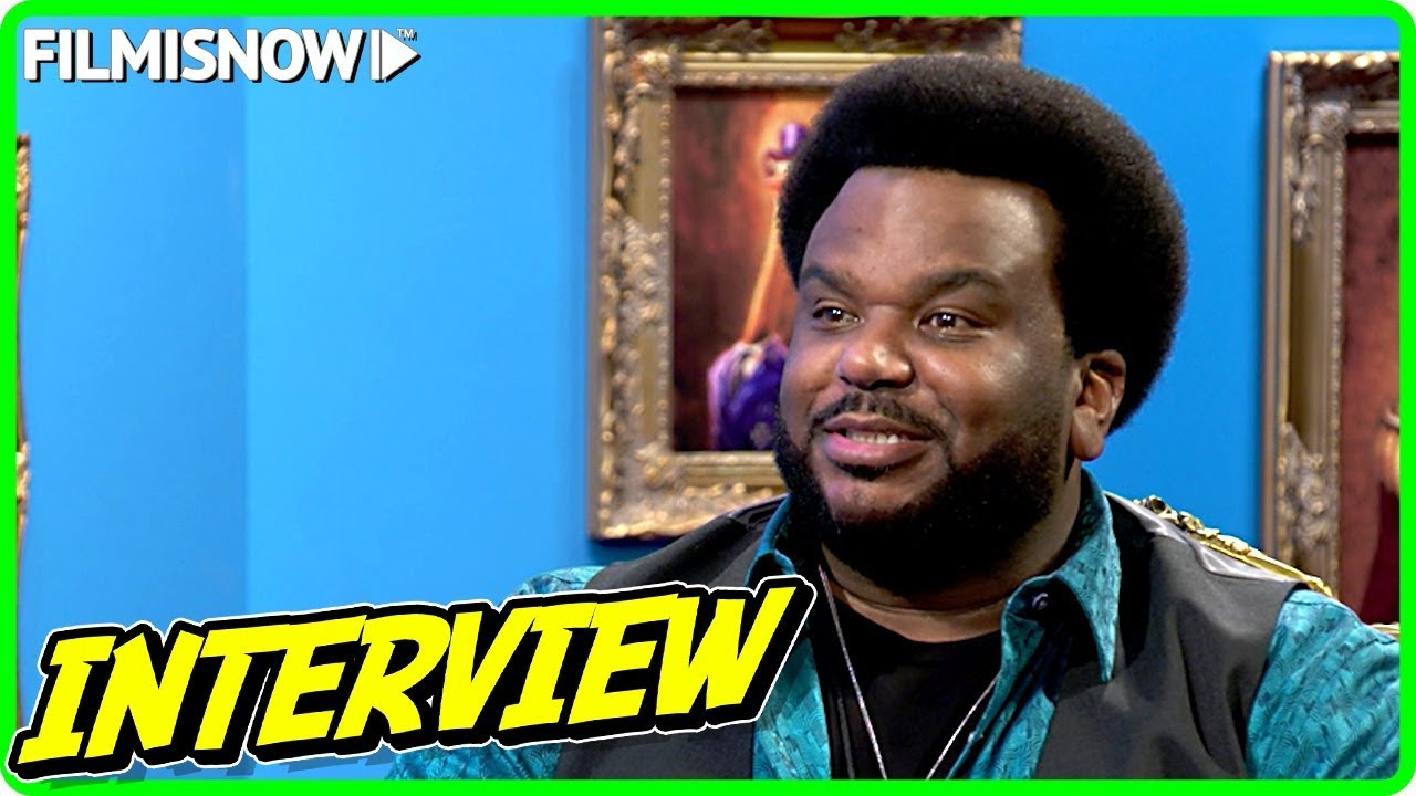 Craig Robinson Interview for DOLITTLE