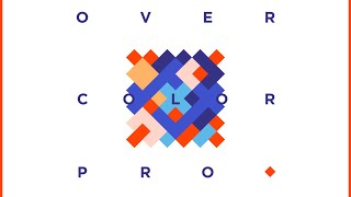 Overcolorpro - Brain Puzzle Iphone/ipad Game