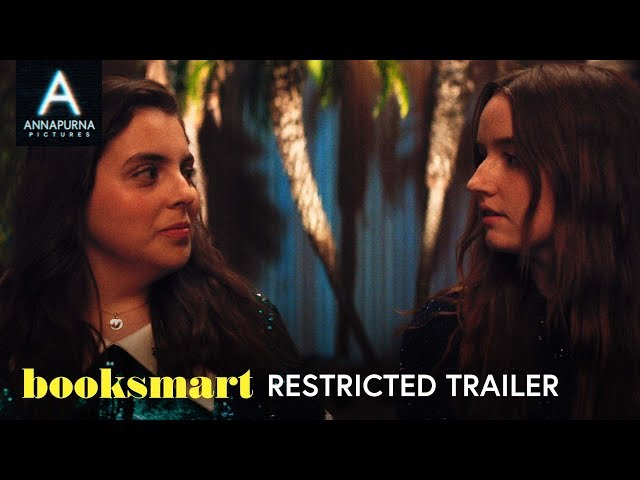 BOOKSMART | Final Restricted Trailer