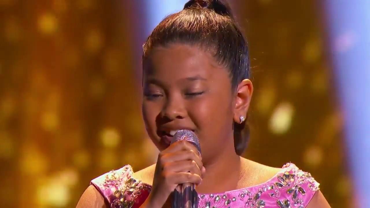 Elha Nympha Sings Sia S Chandelier Little Big Shots Season 2