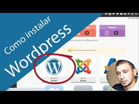 Como instalar wordpress no Cpanel [para iniciantes]