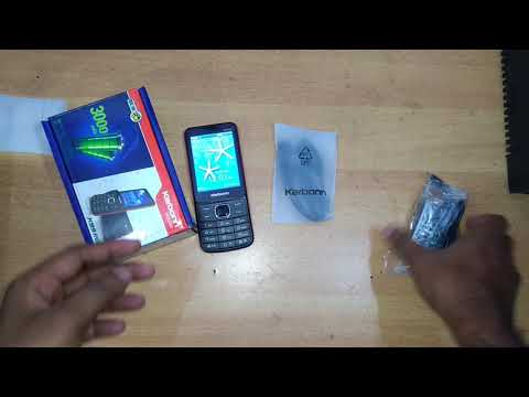 Karbonn K99 Rock Smartphone Unboxing Review Good Mobile On First Look