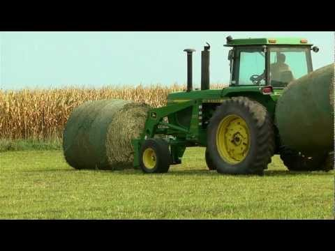 University of Iowa Tractor Simulator Research - Video Press Release for Media