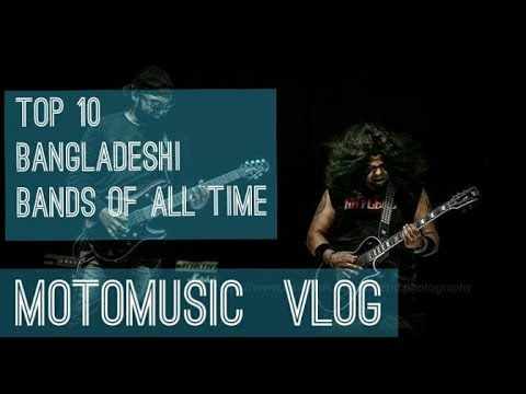 Top 10 Bangladeshi Bands of all time.