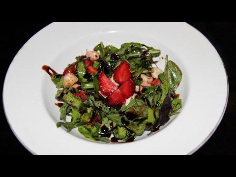 Легкий летний салатик | Рецепт без регистрации и смс