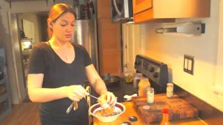 Paleo Cooking With Jess Episode 5- Spicy Buffalo Shrimp
