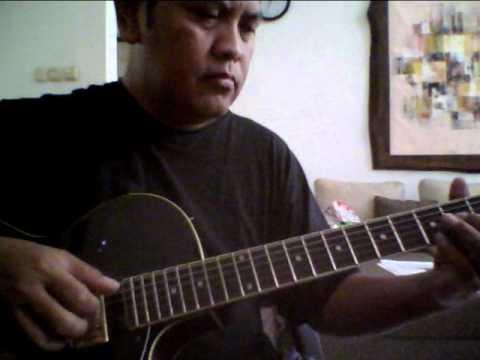 Aku Cinta Kau dan Dia - Solo Guitar