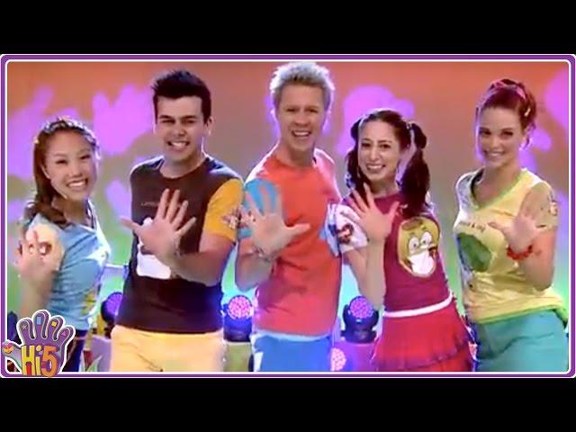 Dumex Mamil All n One | 5 Food Groups Song with Hi-5 | Kids Songs