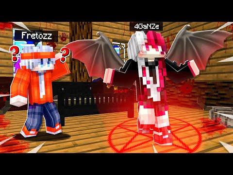 Minecraft หมู่บ้านสยองขวัญ ตอน พี่หวานแปลงร่างเป็นปีศาจ EP.2