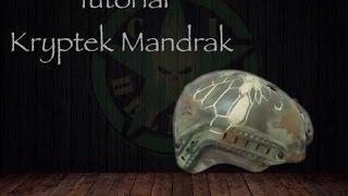 Tutorial pintura Kryptek Mandrake