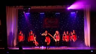 Танцевальный центр Мипарти - гр  Стрип пластики - Sarah Connor