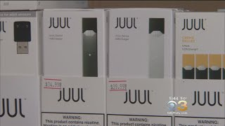 FDA Expected To Announce Ban On Sales Of Flavored E-Cigarettes In Convenience Stores, Gas Stations