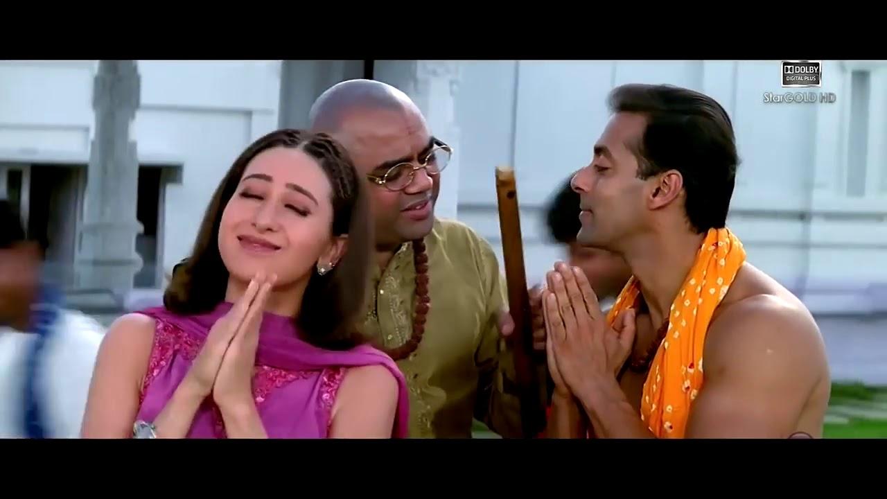 Raat Ko Aaoonga Main - Dulhan Hum Le Jayege (2000) Salman & Karishma