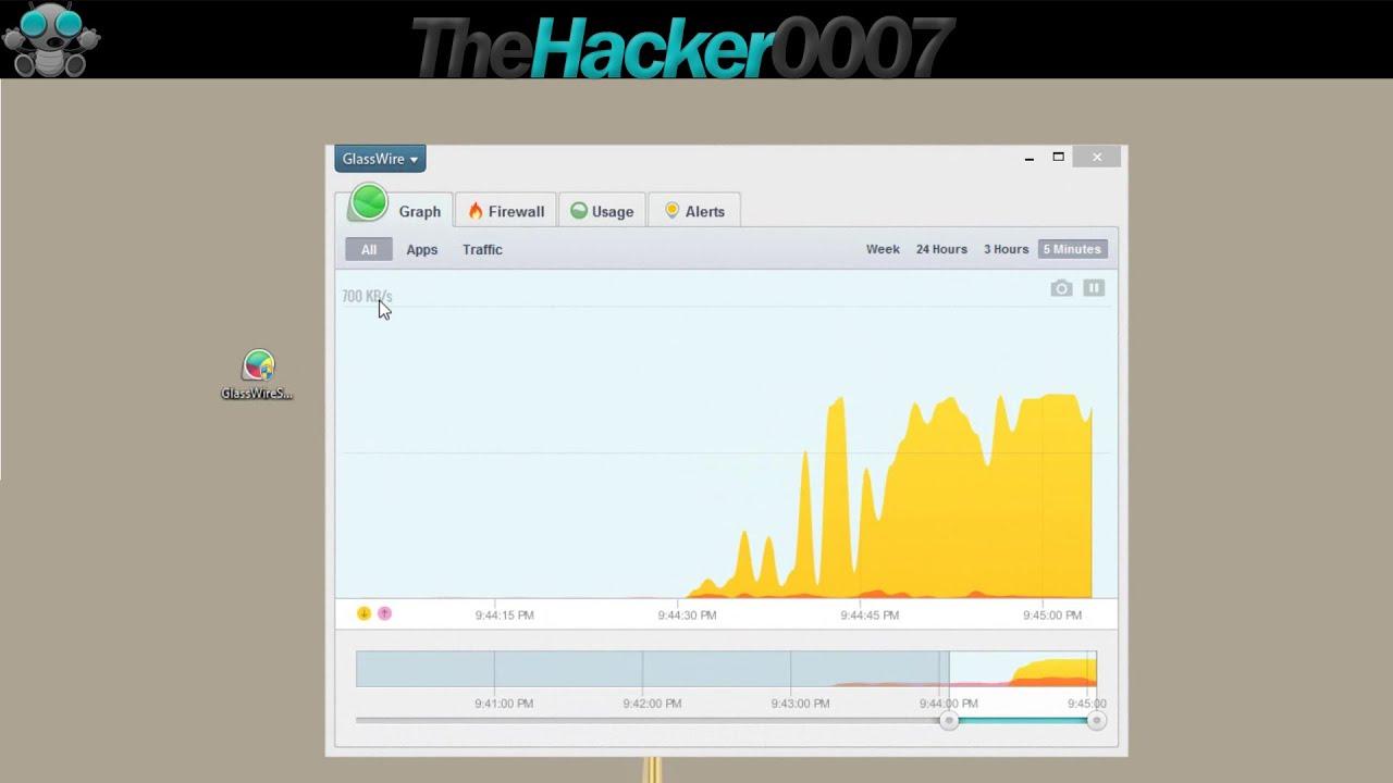 GlassWire - Beautiful Network Security Monitor & Firewall ...