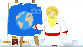 The Story of Creation - Bible Stories For Children