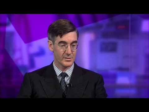 Jacob Rees Mogg vs Tina Rothery on fracking in UK 28July14 HD