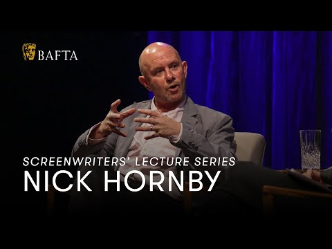 """""""You have to find the drama""""   Nick Hornby discusses his screenwriting career"""