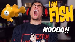 I DID A NO EDIT CHALLENGE WITH A RAGE GAME & NOW I HATE MYSELF | I Am Fish