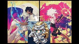 Fate Grand Order   Nero Fest Karna & Arjuna Challenge Quest - Lion King solo