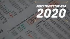 Youtube: Privatinvestor-Tag 2021