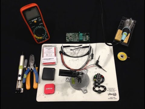 Preview: Joe Grand's Hands-on Hardware Hacking Training