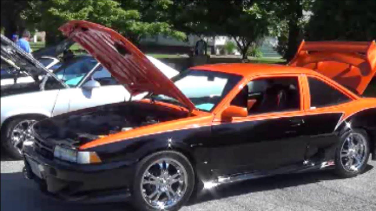 1988 Chevy Cavalier Z24  YouTube