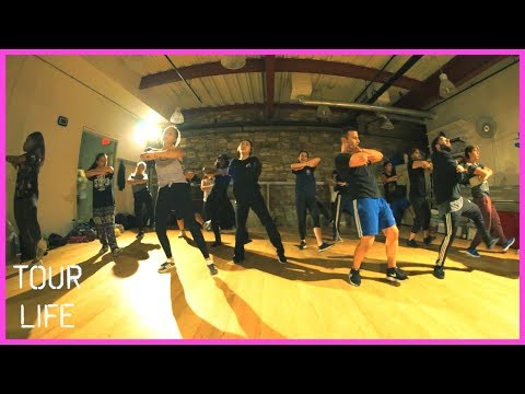 Shinobi Ninja  TOUR LIFE  EP 70 $50,000 Dance Choreography by Janelle Cambridge