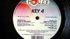 KEY 4 - SPIRIT OF THE PARTY (R.O.S.S. Extended Mix)