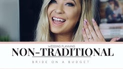 Wedding Planning: Non Traditional Bride on a budget | Wedding Under 10k