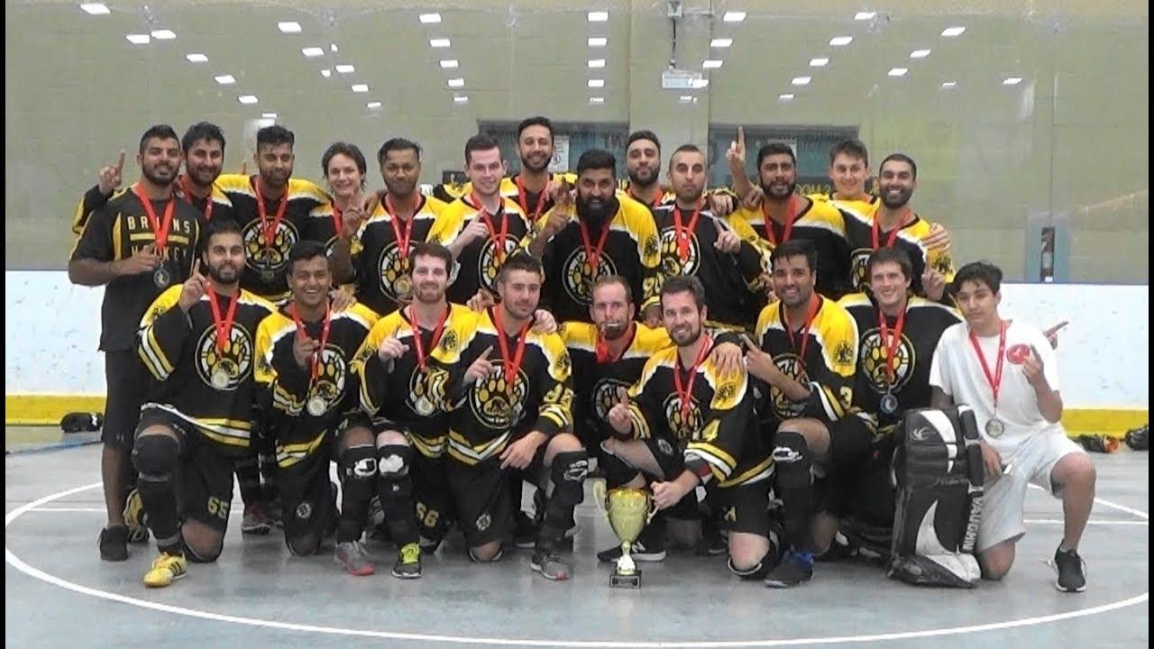 2017 Bcbha Ball Hockey Provincial A Final Vancouver Falcons Vs