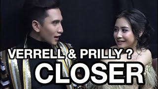 PRILLY feat VERRELL - Closer ( Cover )