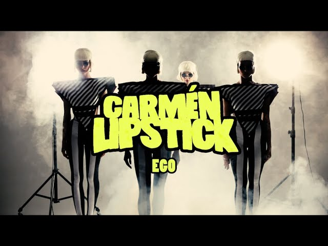 EGO - Carmén Lipstick