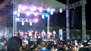 BANDA MOVIL 2014 PRESENTACION EN LA LOMA DE ZEMPOALA