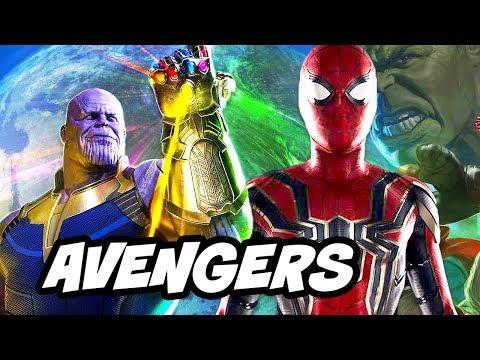 Download Youtube: Avengers Infinity War Trailer - Infinity Gauntlet Theory