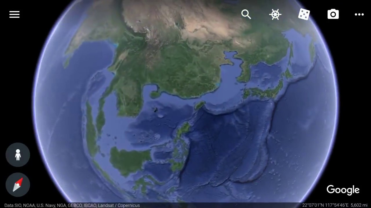 Importing KML Files into the New Google Earth on iOS