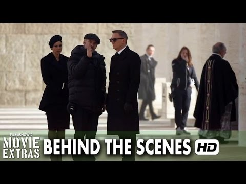 Spectre 2015 Behind The Scenes Youtube