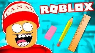 IL MIO PRIMO e ULTIMO GIORNO DI CLASSE A ROBLOX - Roblox momenti divertenti #97 🤣🎮